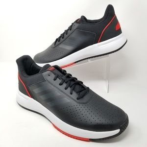 adidas Shoes - Adidas Courtsmash Mens Tennis Athletic Shoes Black